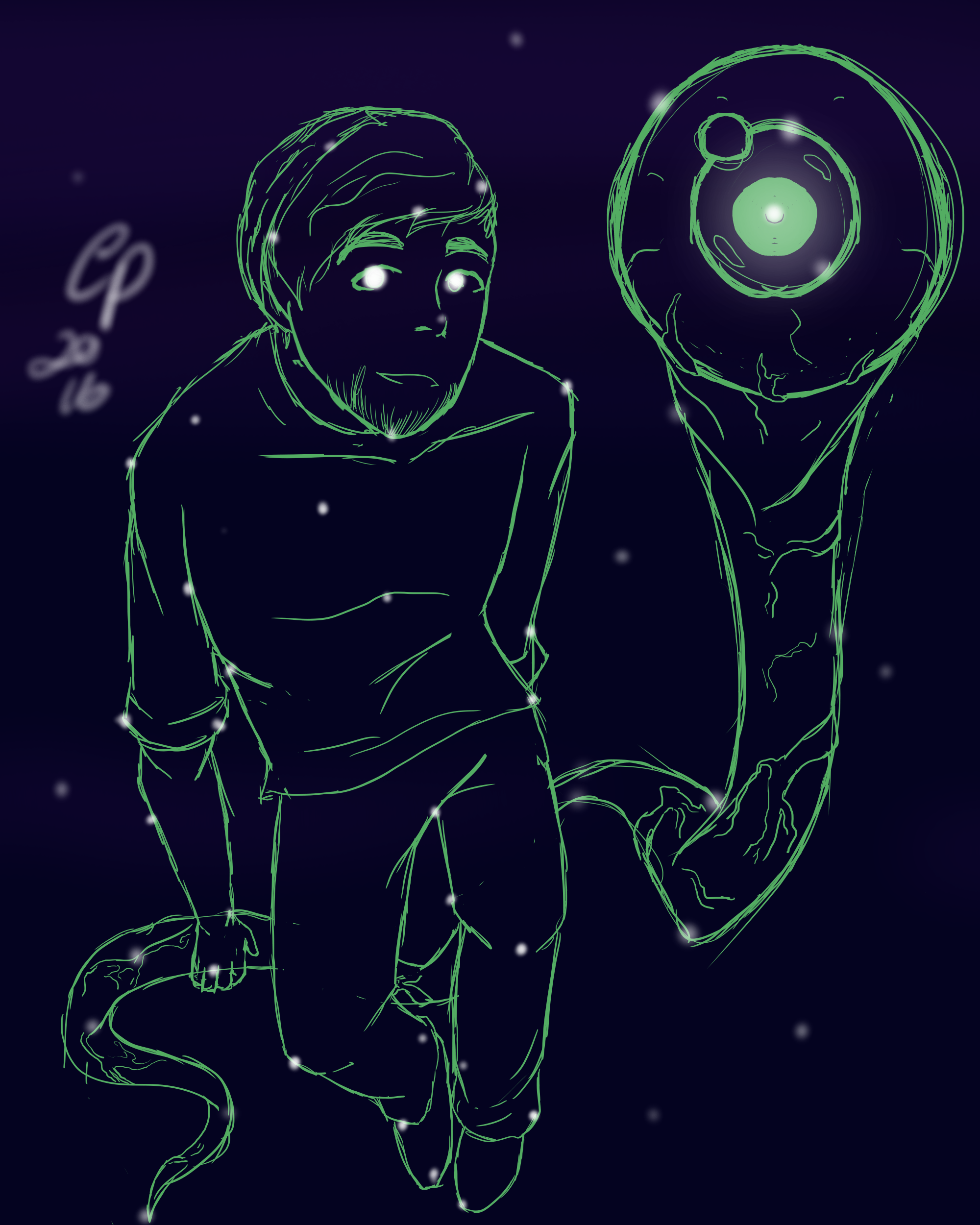 Happy 26th Bday Starry Jacksepticeye!