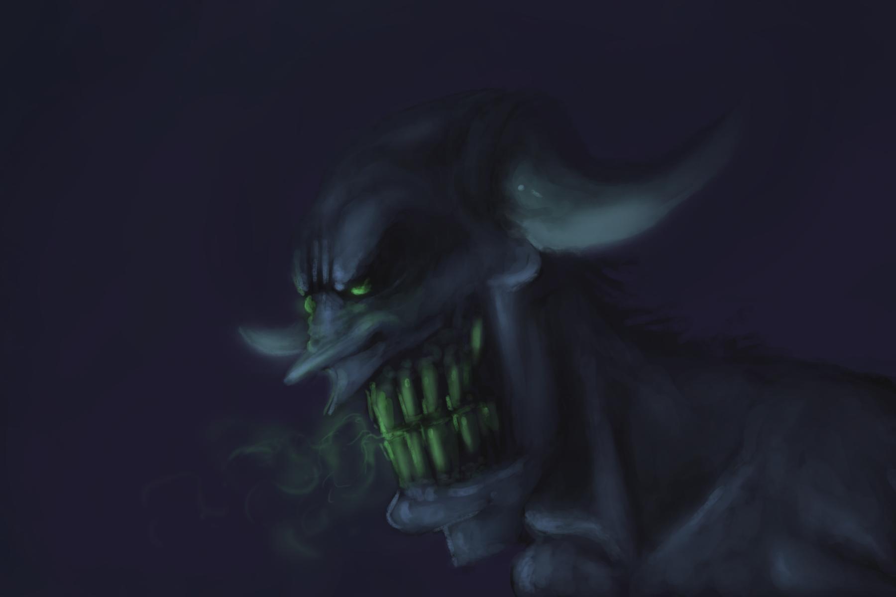 Wacky Devil