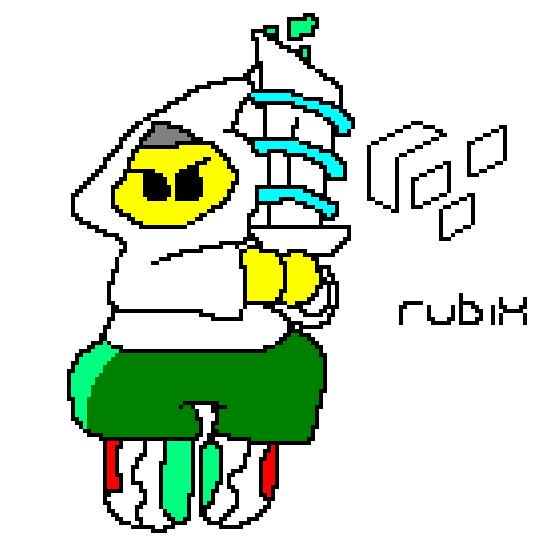 Rubix the Ninja