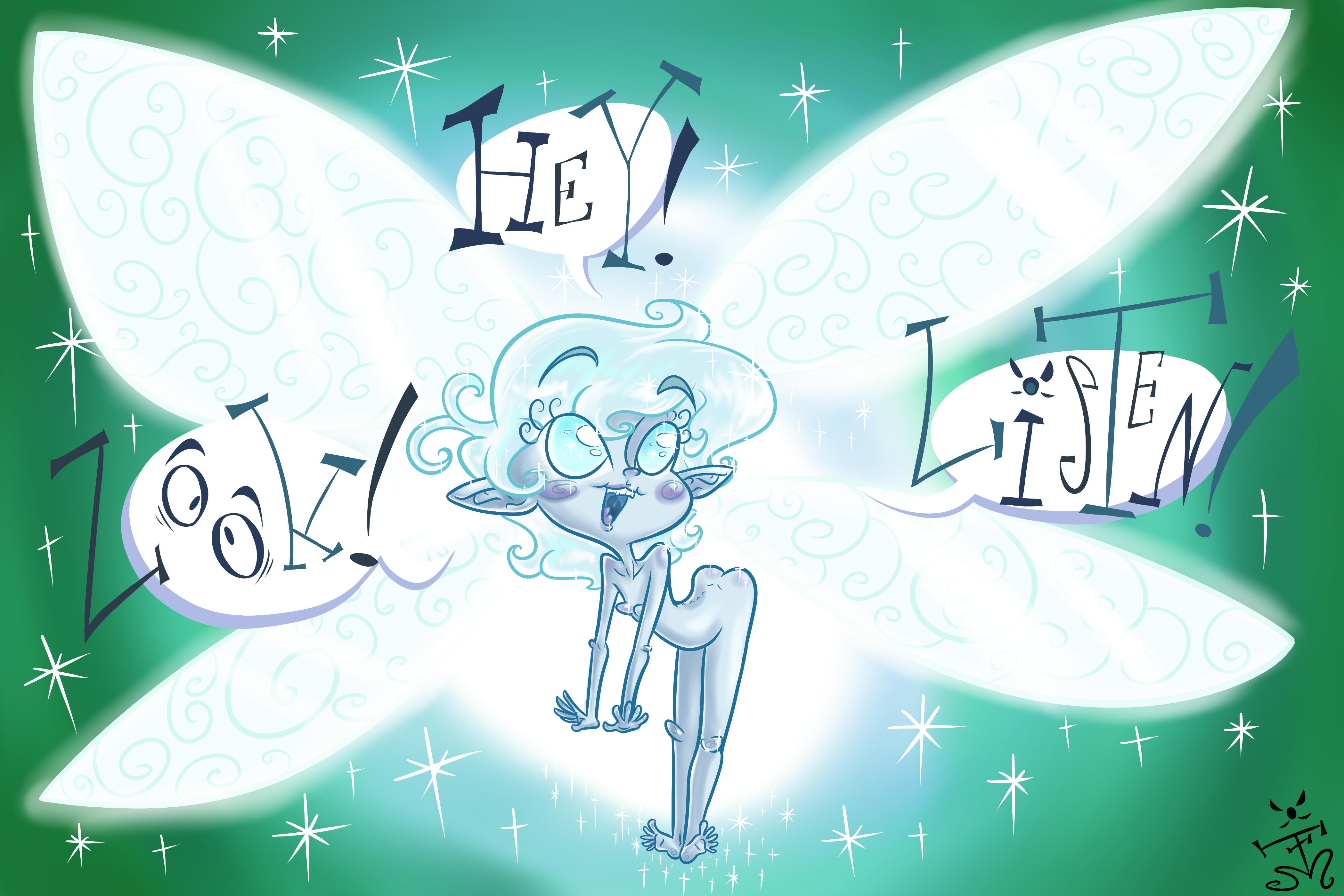 Hey! Look! Listen!