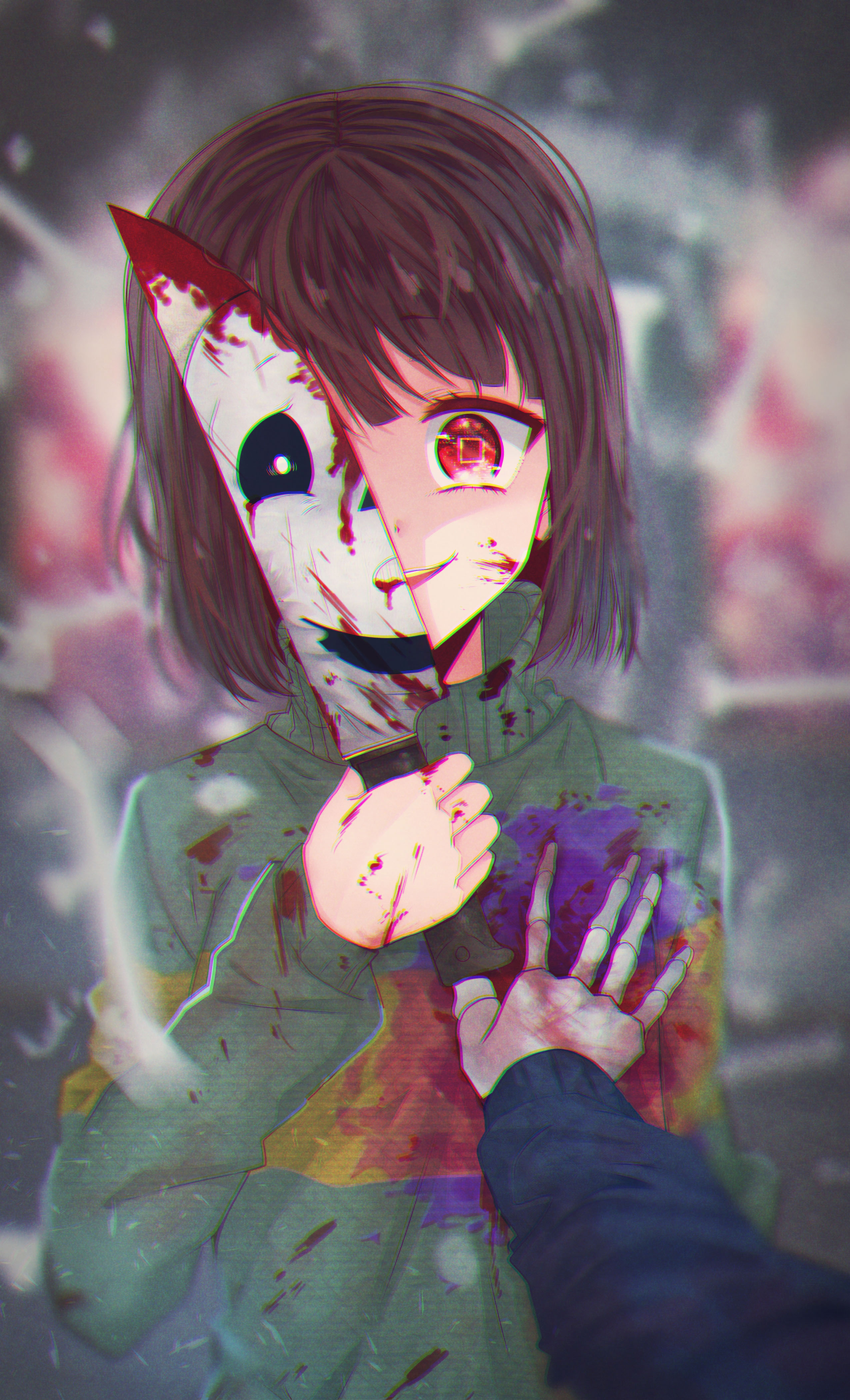 So this is the end ? Undertale Fanart