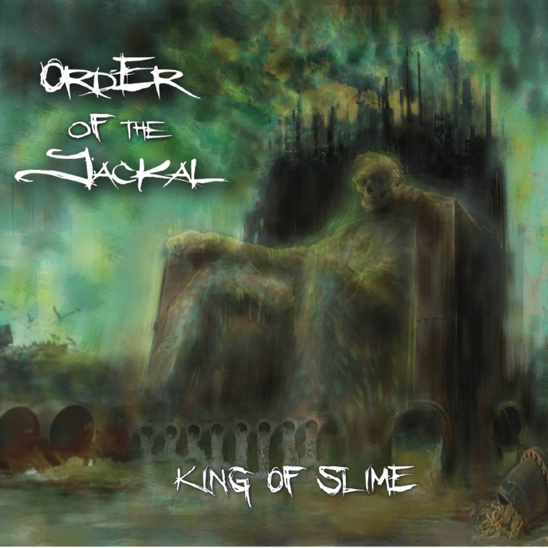 King of Slime 2016 album art