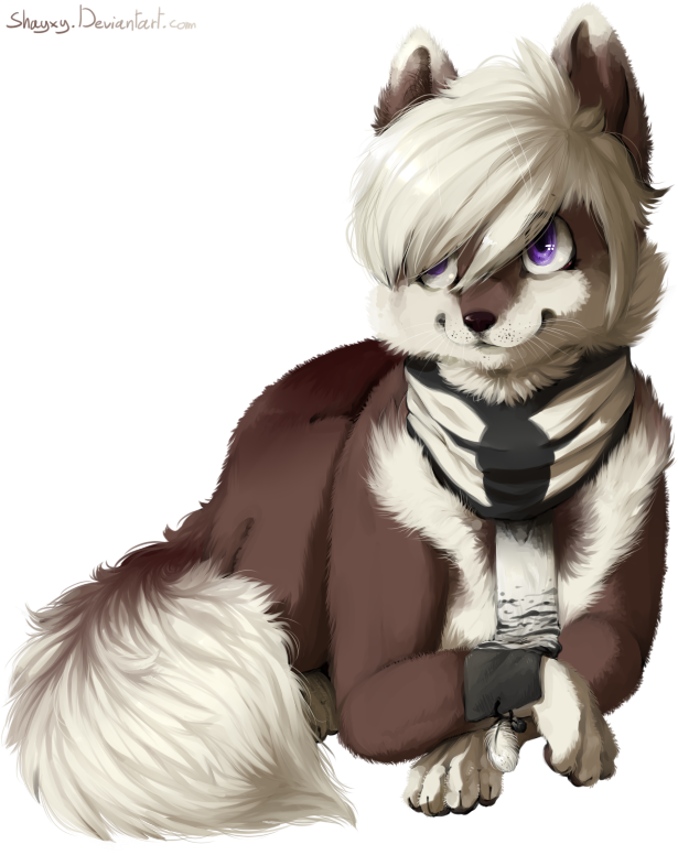 Art trade with Soso'
