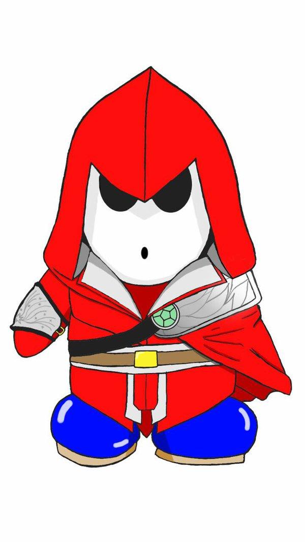 Assassin Shy Guy