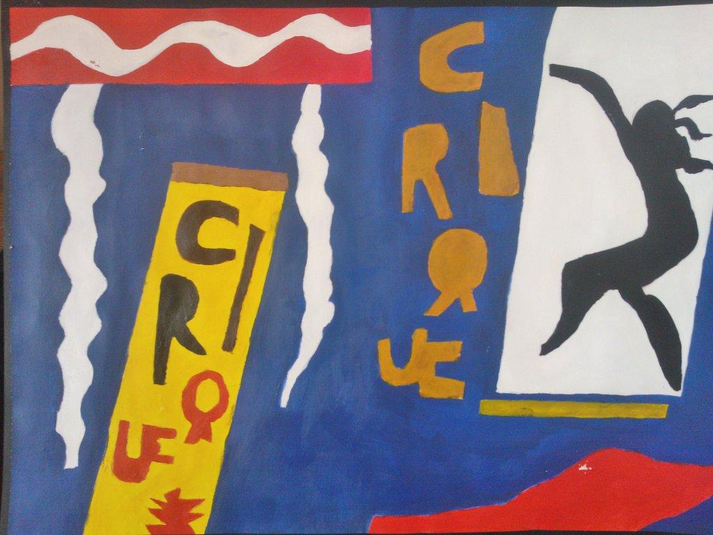Cirque II - Matisse