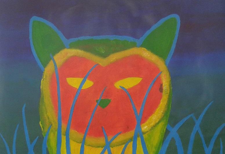 Infrared Cat