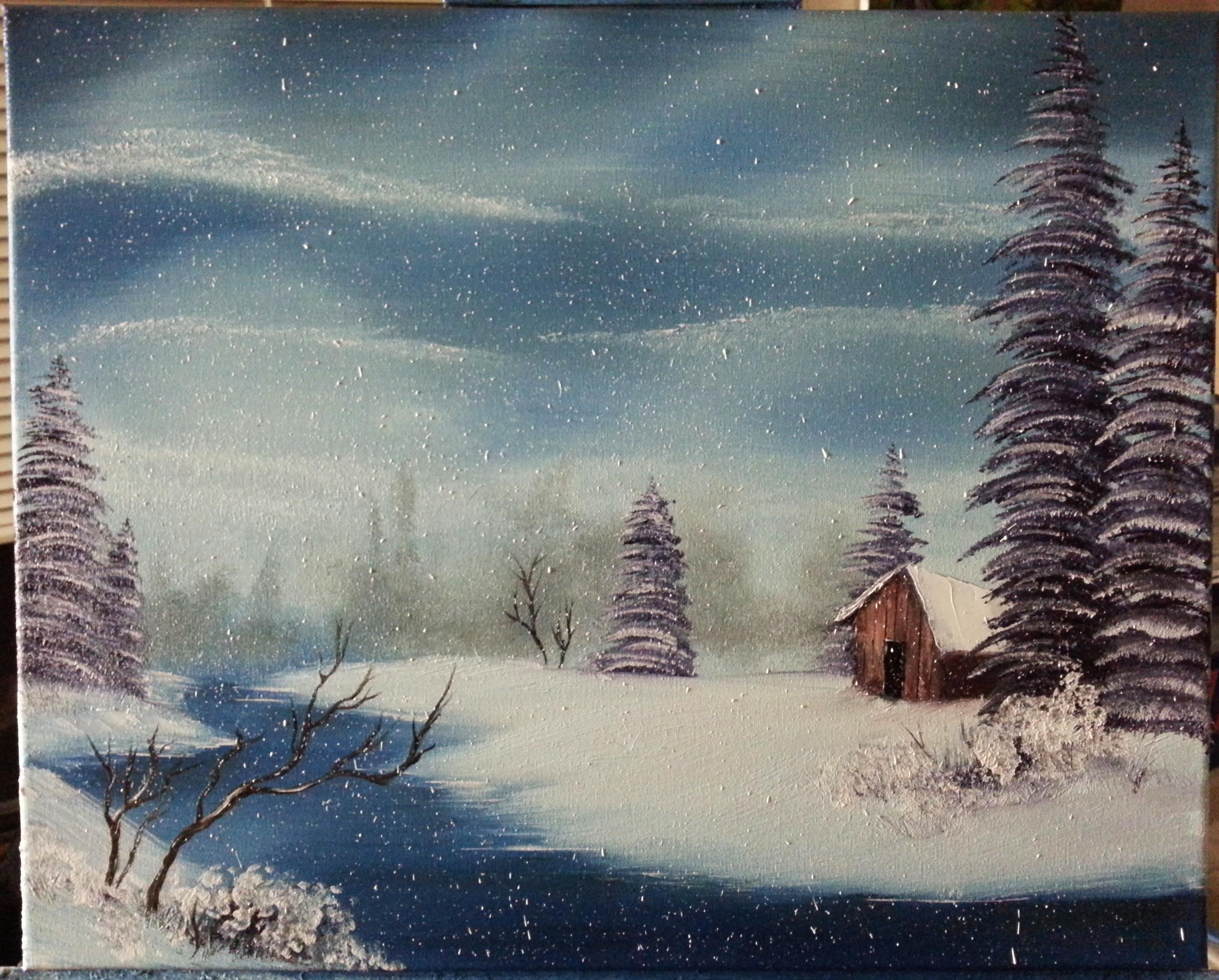 Before the Snowfall