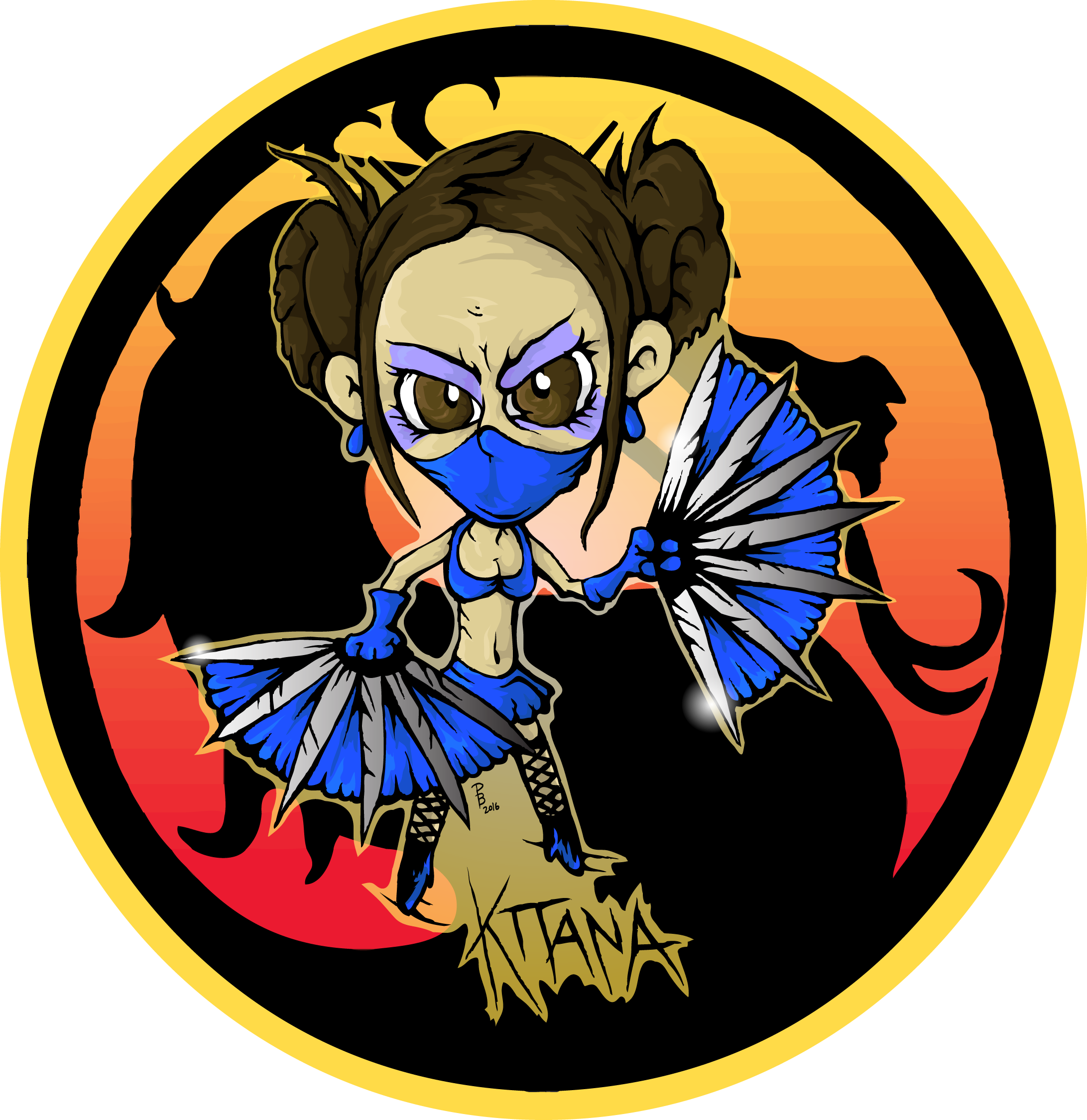 Princess Kitana