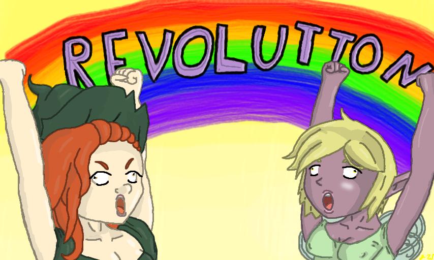 iVIVA LA REVOLUCION!
