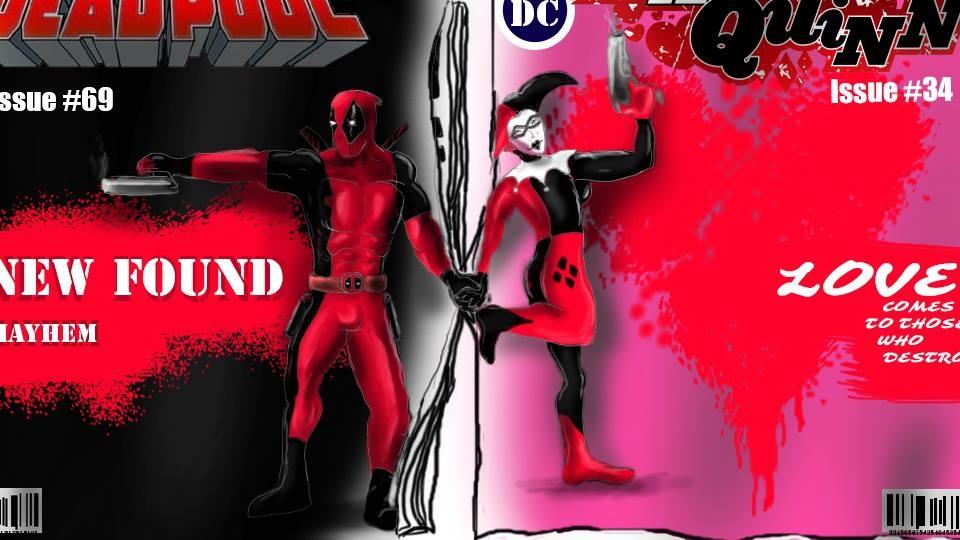 Til Comics Do Us Part, new found love