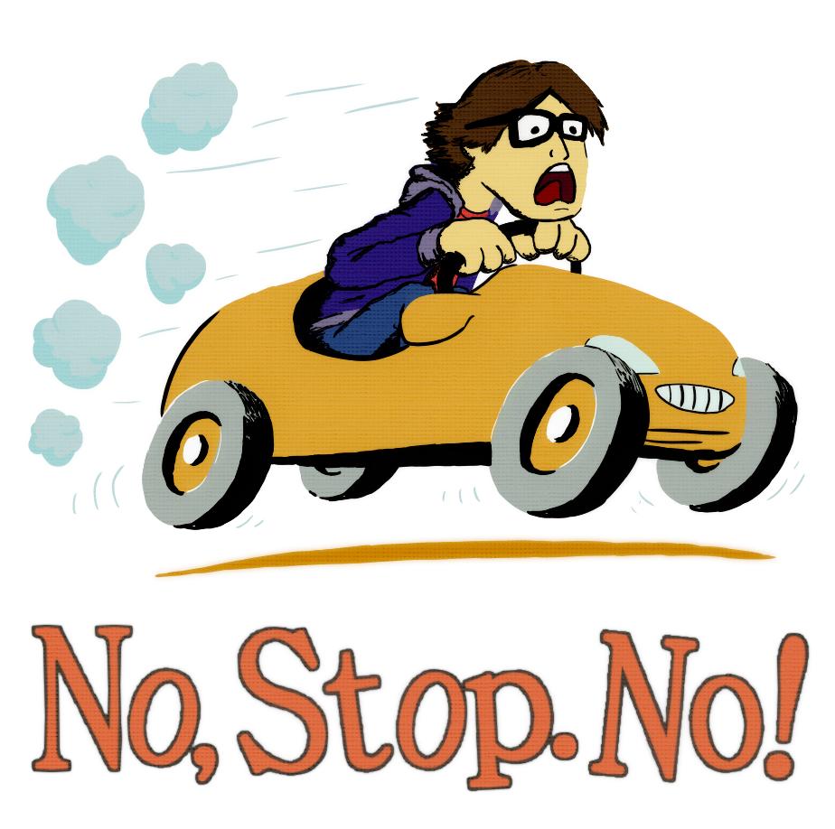 No, Stop. No!