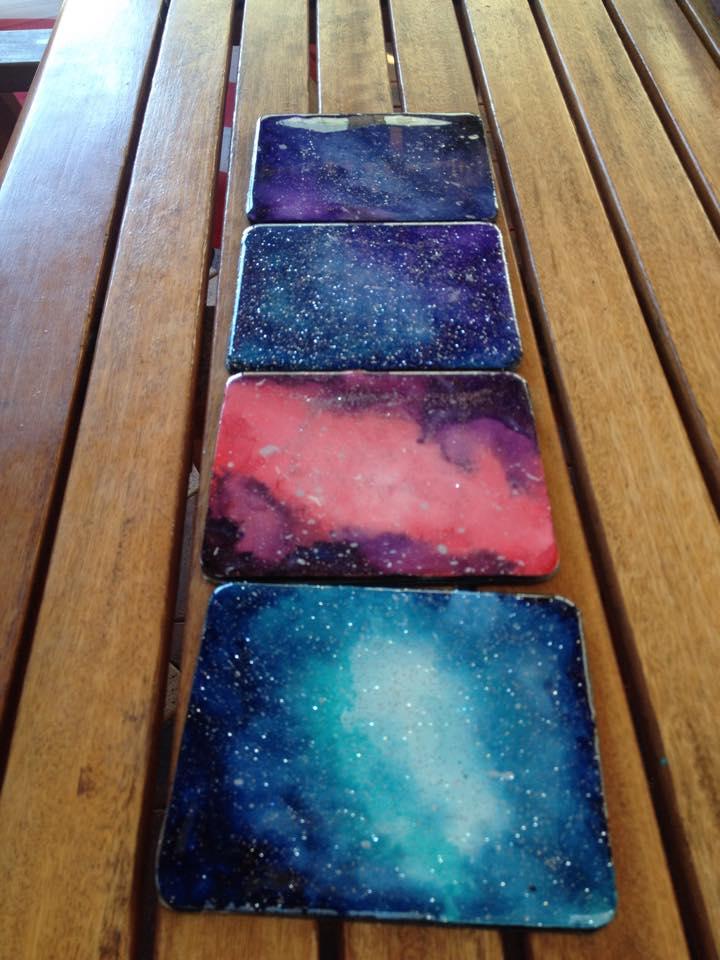 Galaxy and Nebulas
