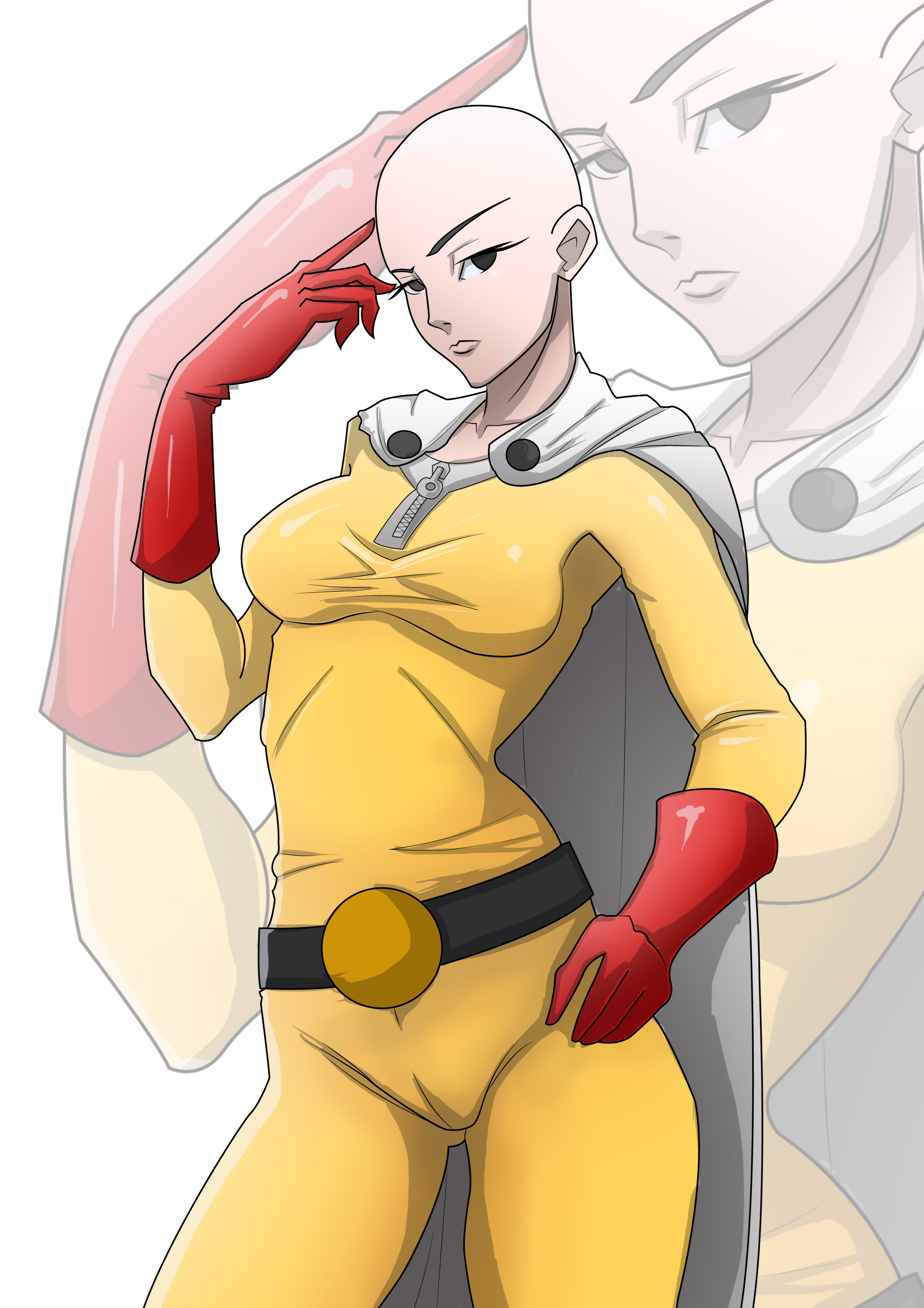 One Punch Lady