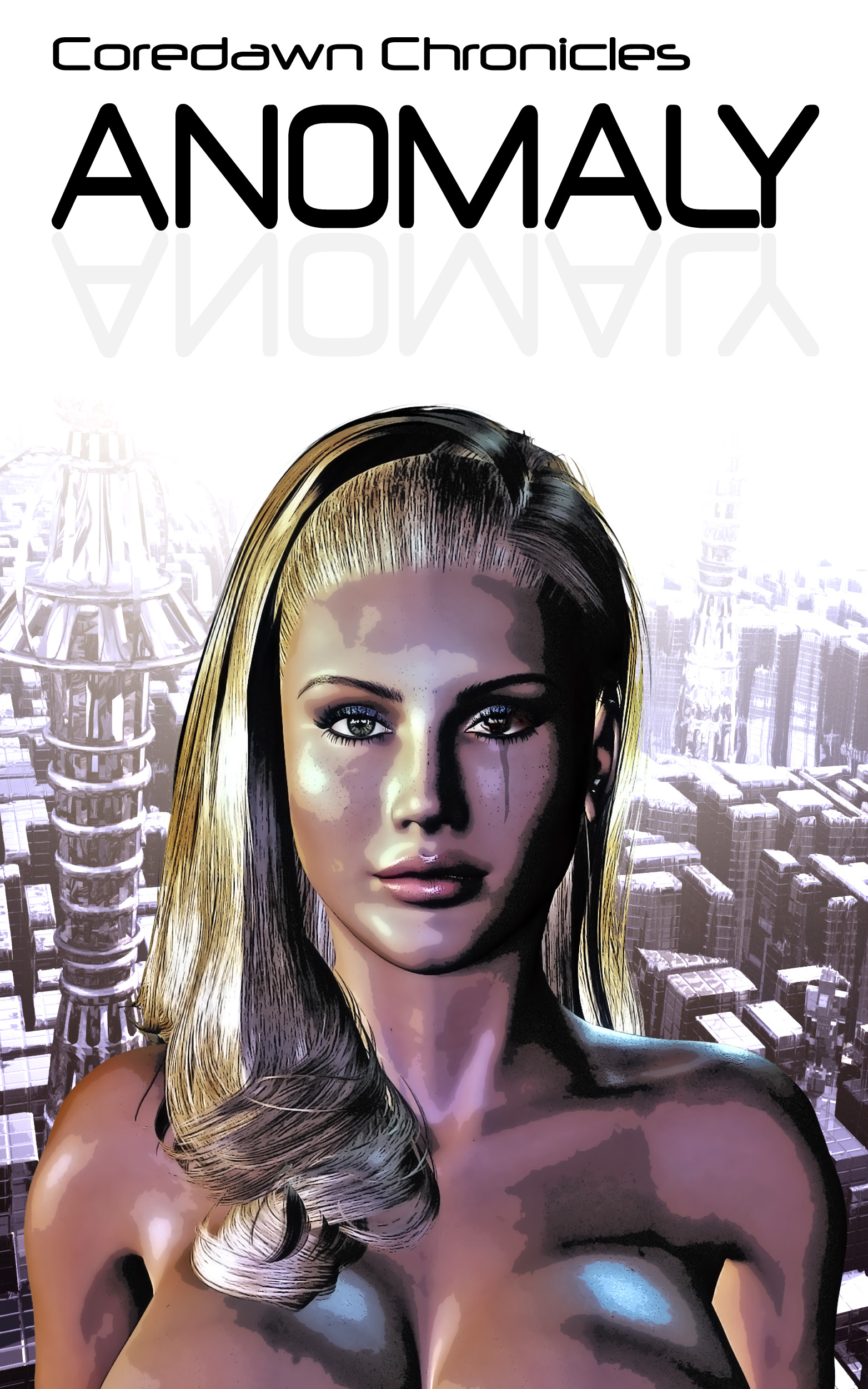 Anomaly Cover