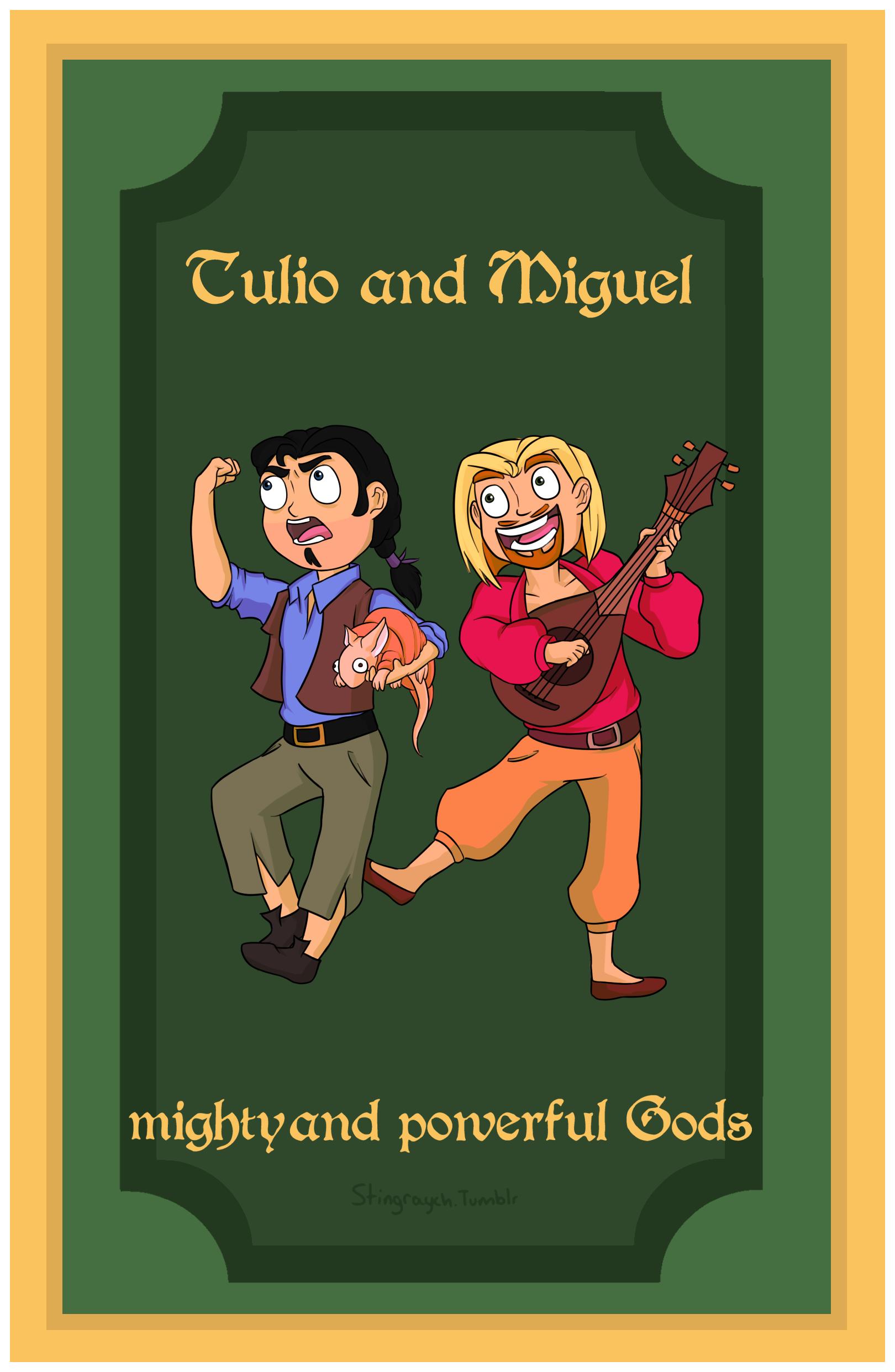 Mighty & Powerful Gods - El Dorado