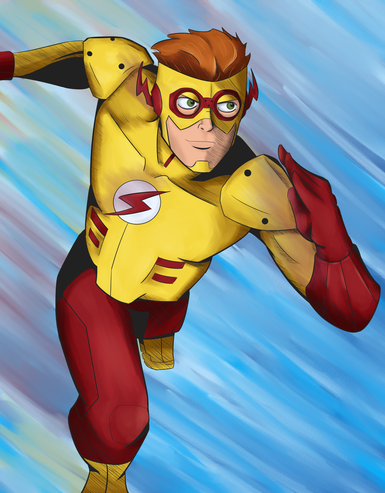 Wally West: Fastest Kid Alive