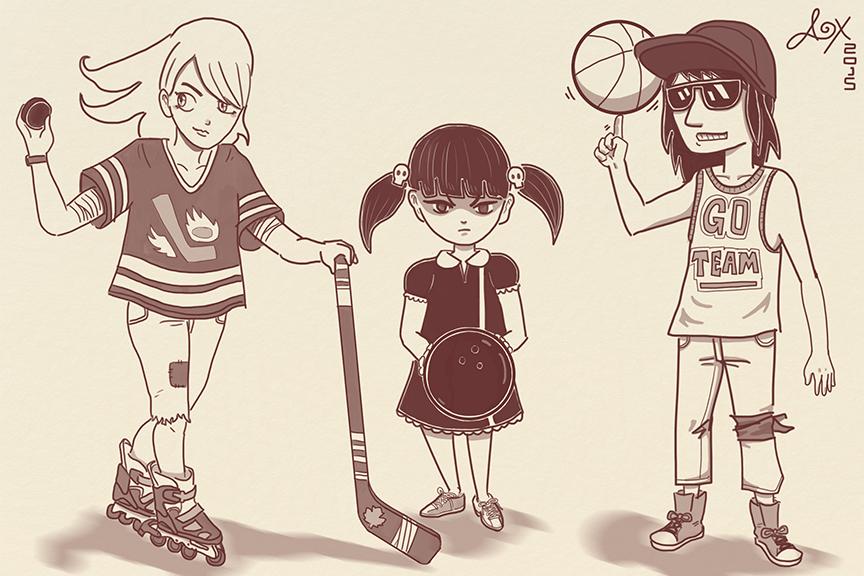 Sports Fanatics 2
