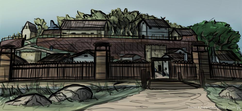 Solemn Village (IF20 - Village)