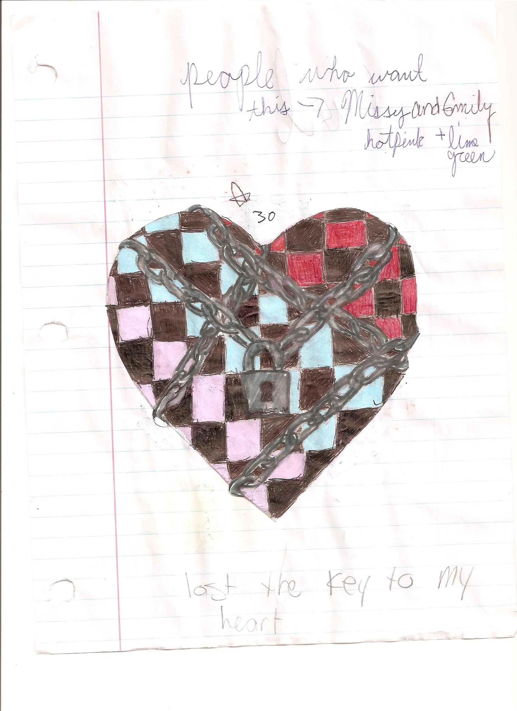 key to my heart.30