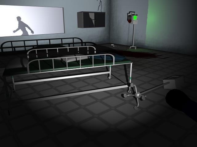 Hospital - The Forgotten