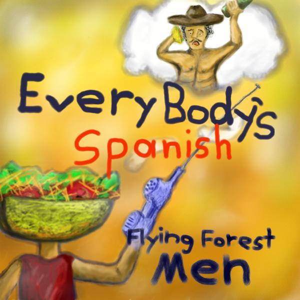 Flying Forest Men Cover