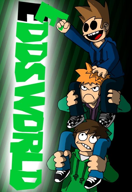 Eddsworld Poster
