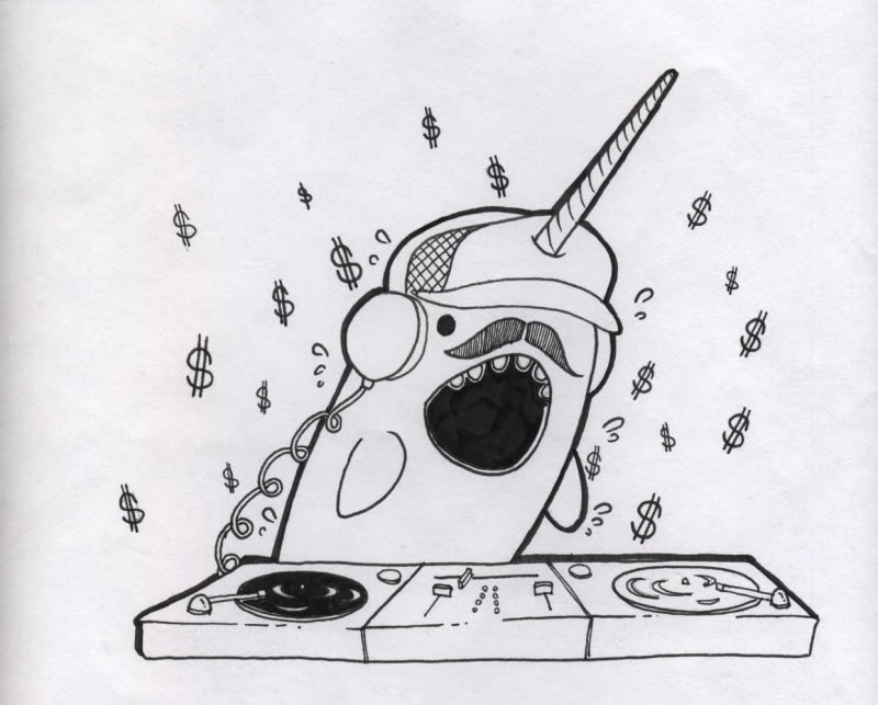 The Dancing Narwhal