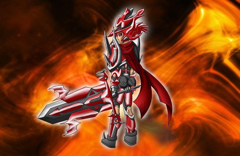 Flame Warrior