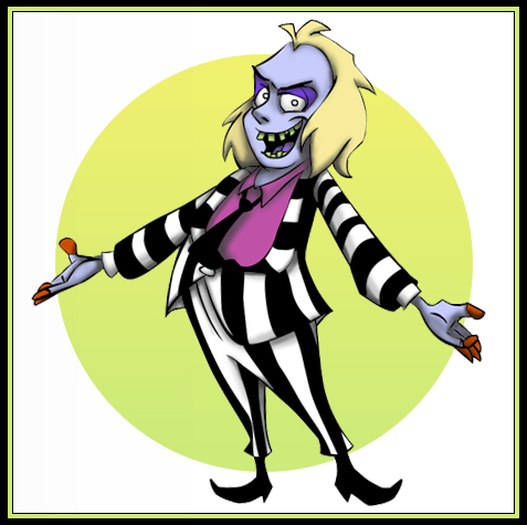 Beetlejuice Cartoon Tribute By Mintyfreshthoughts On Newgrounds