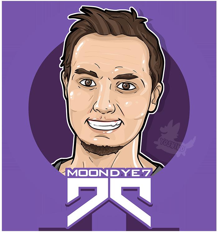 Moondye7 Fanart
