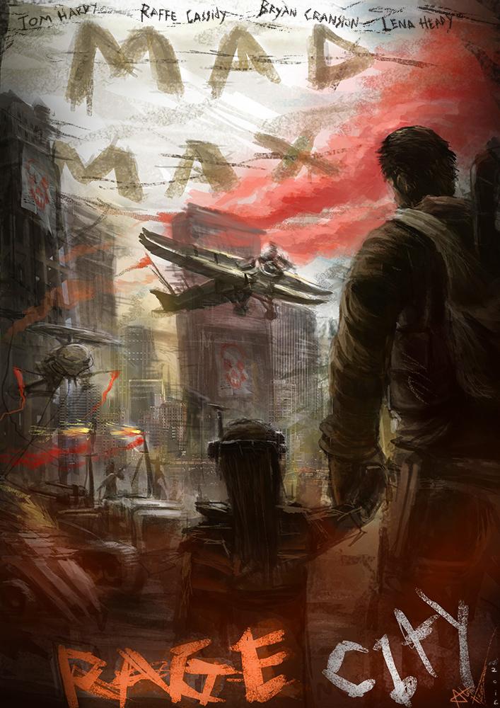 Mad Max Rage City