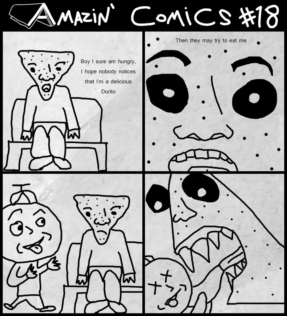 Amazin' Comics #18