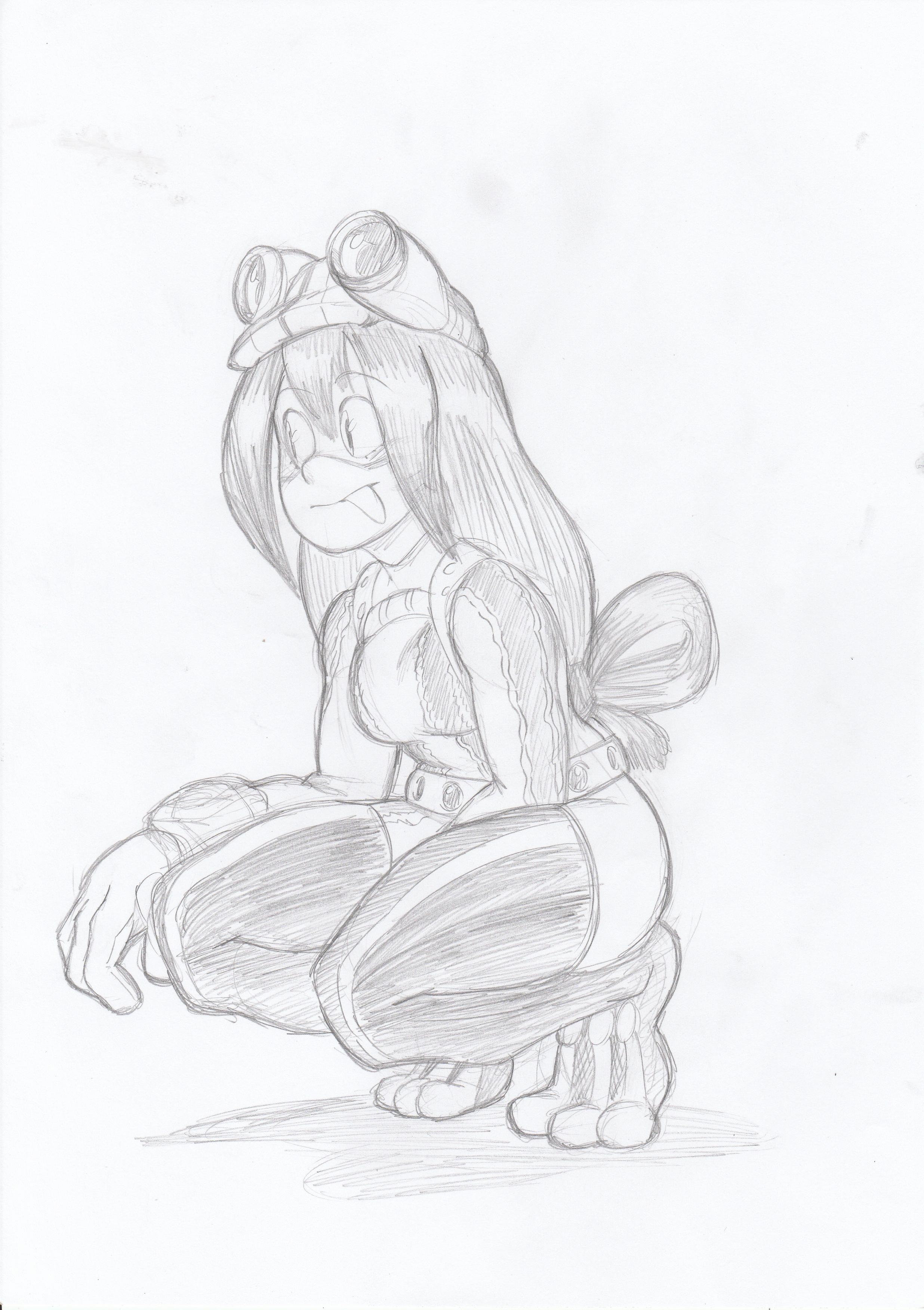 Asui sketch