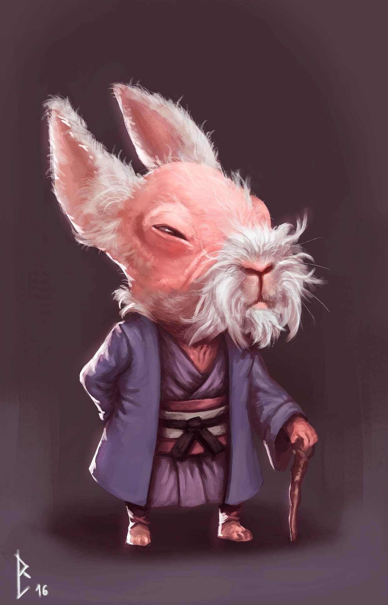 Baby Rabbit SiFu