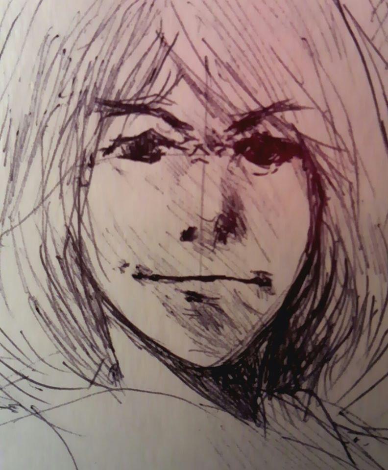Ellis (Concept Sketch)