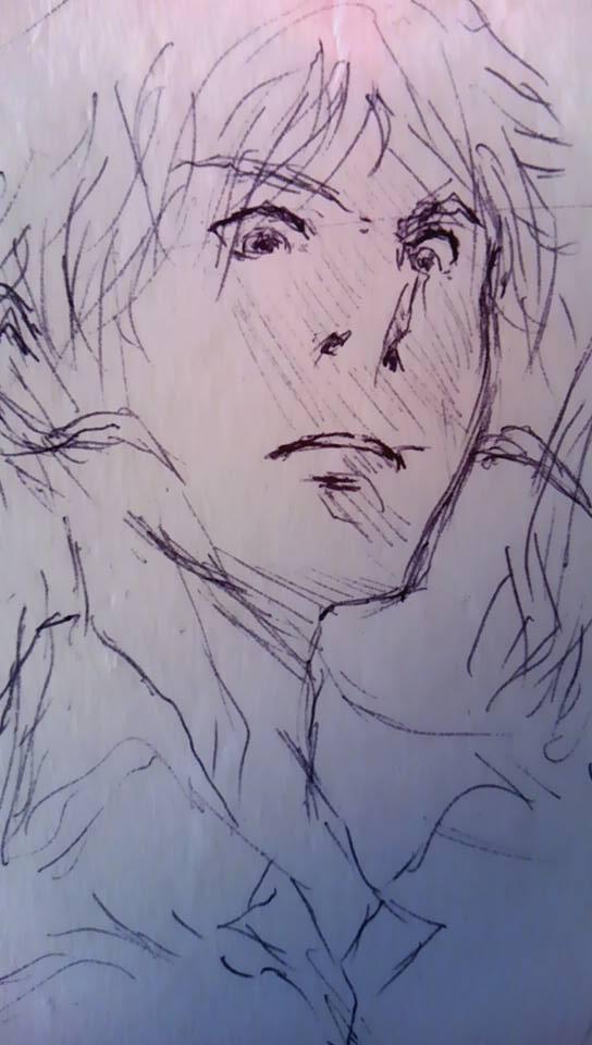 September (Concept Sketch 2)