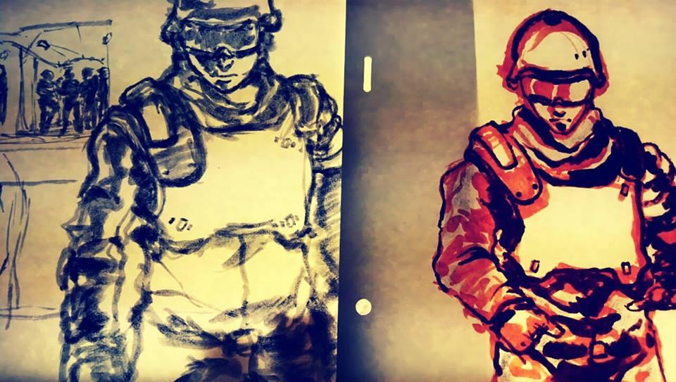 Soldier designs