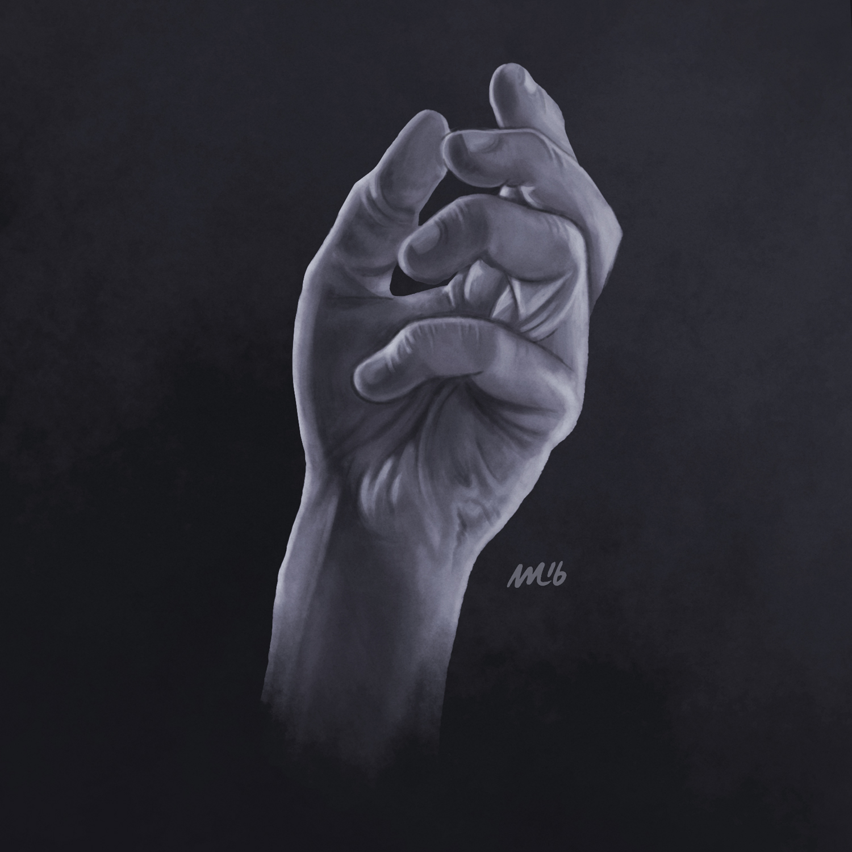 A hand study