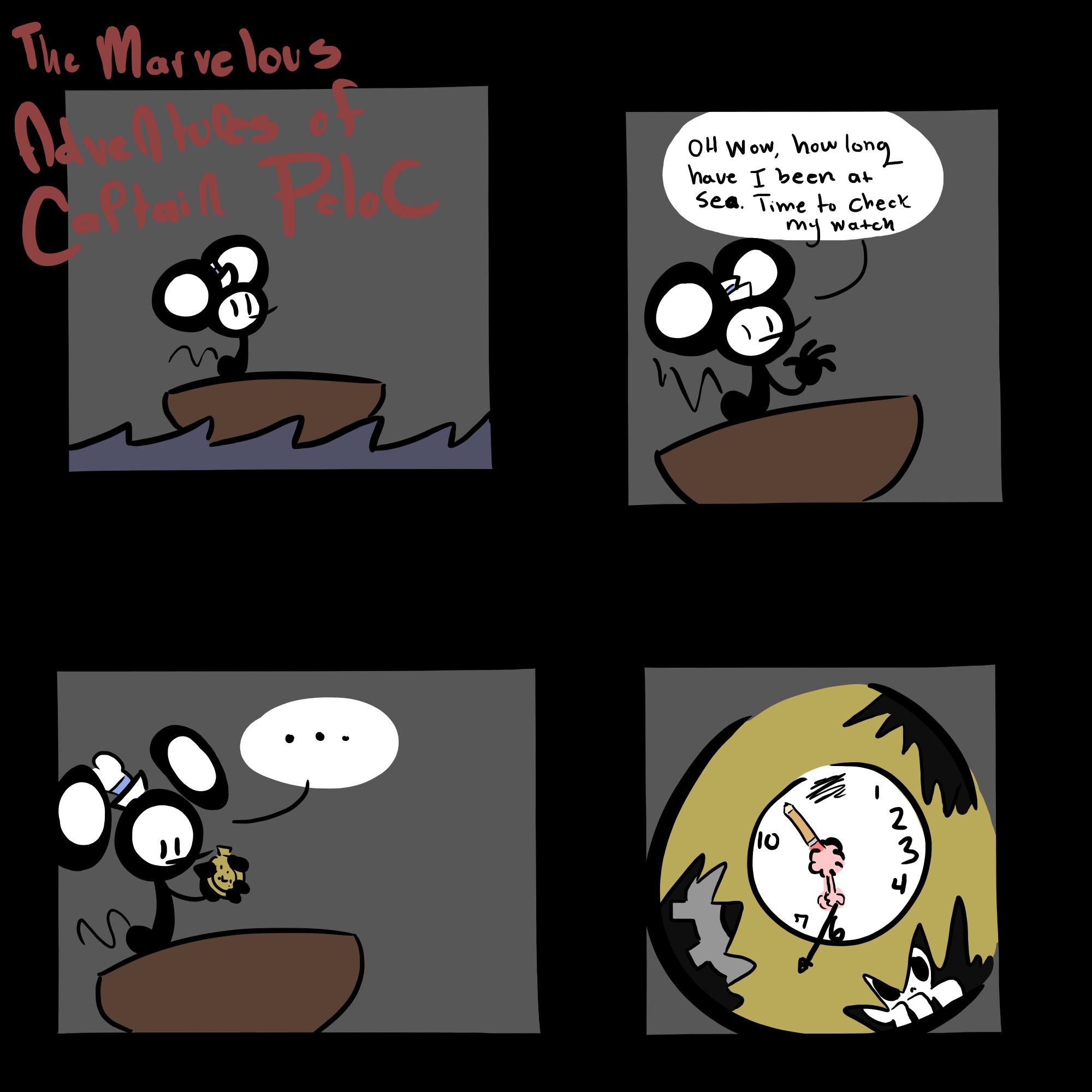 The Misadventures of Peloc