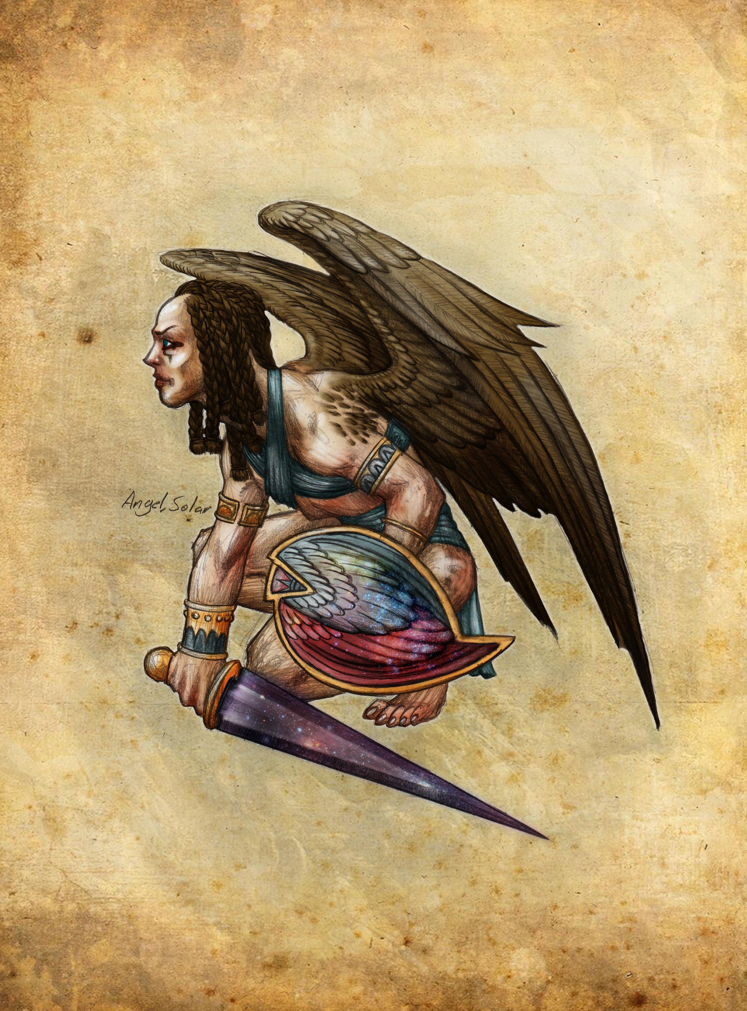 DND Angel,Solar