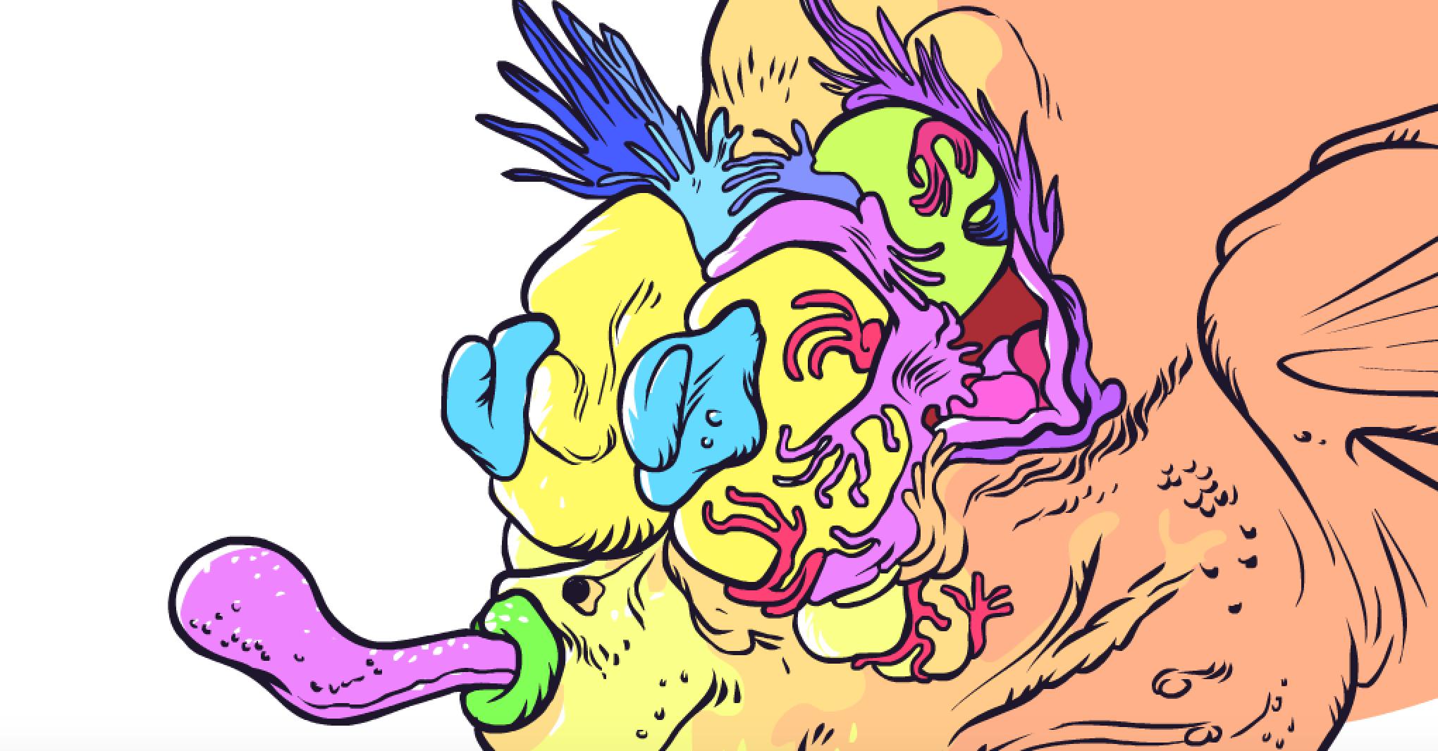 Head guy Doodle