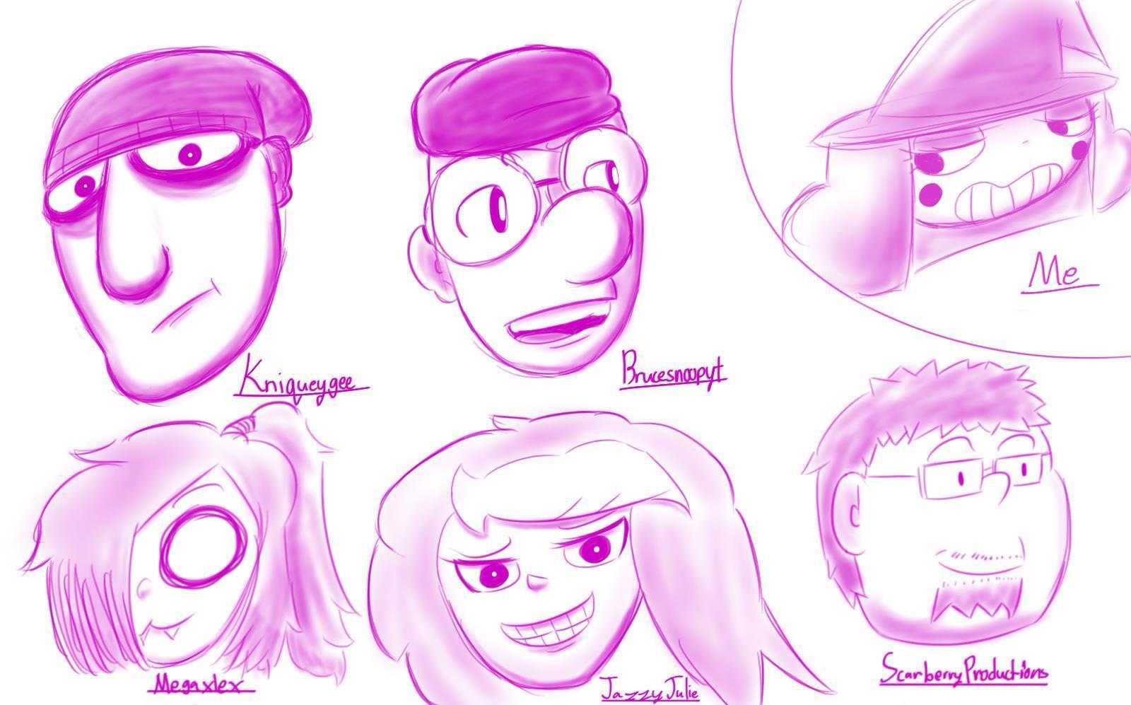 Familiar Faces #0
