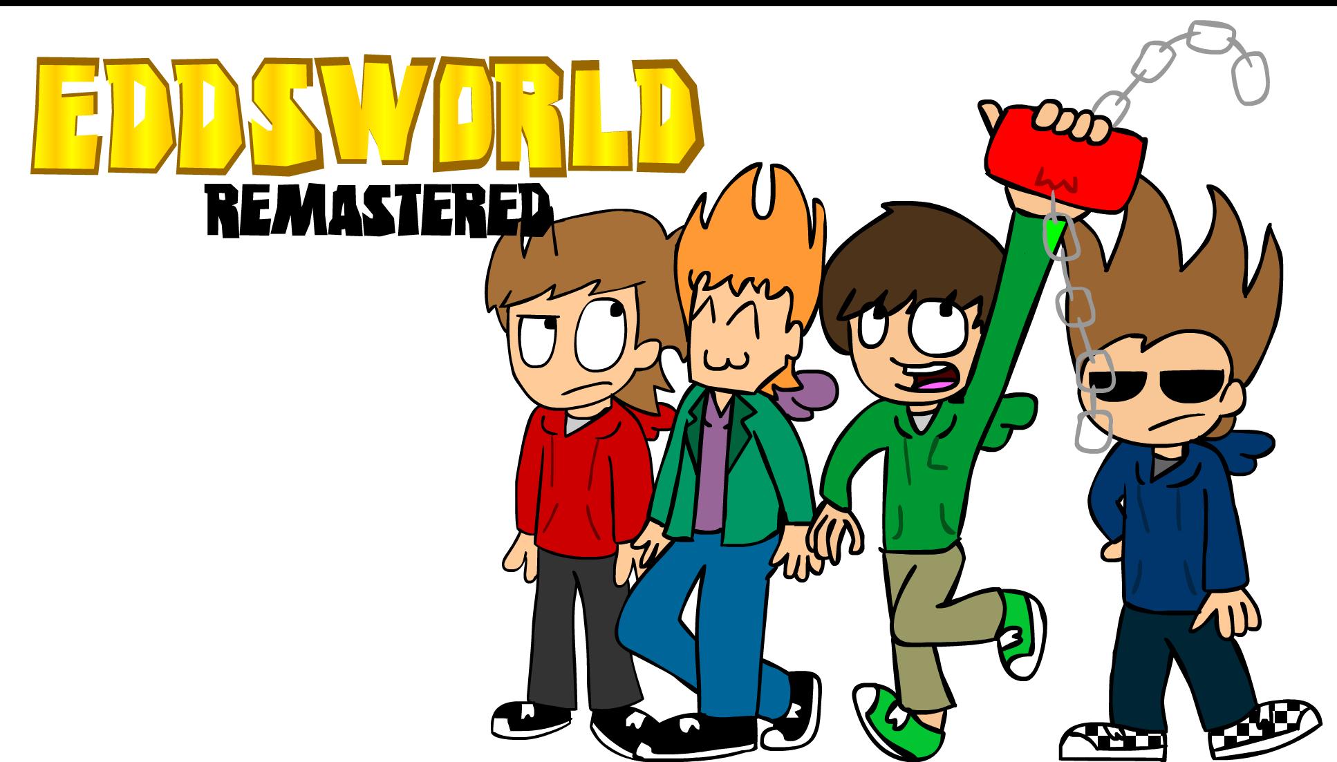 Eddsworld Remastered Designs