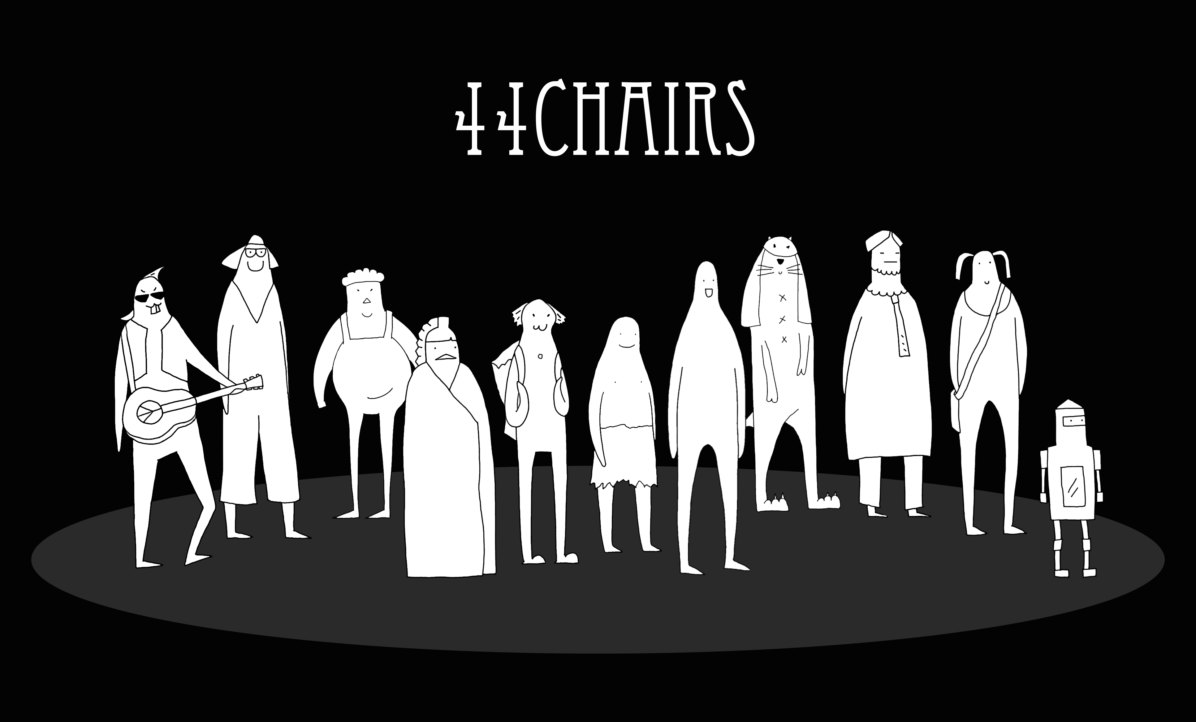 44 Chairs