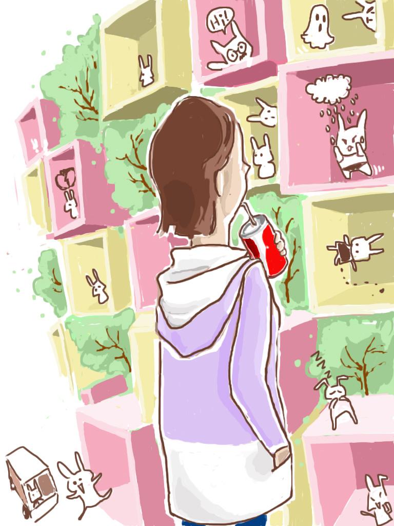 Rabbit Apartment