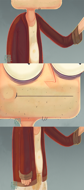 Animator Closeups
