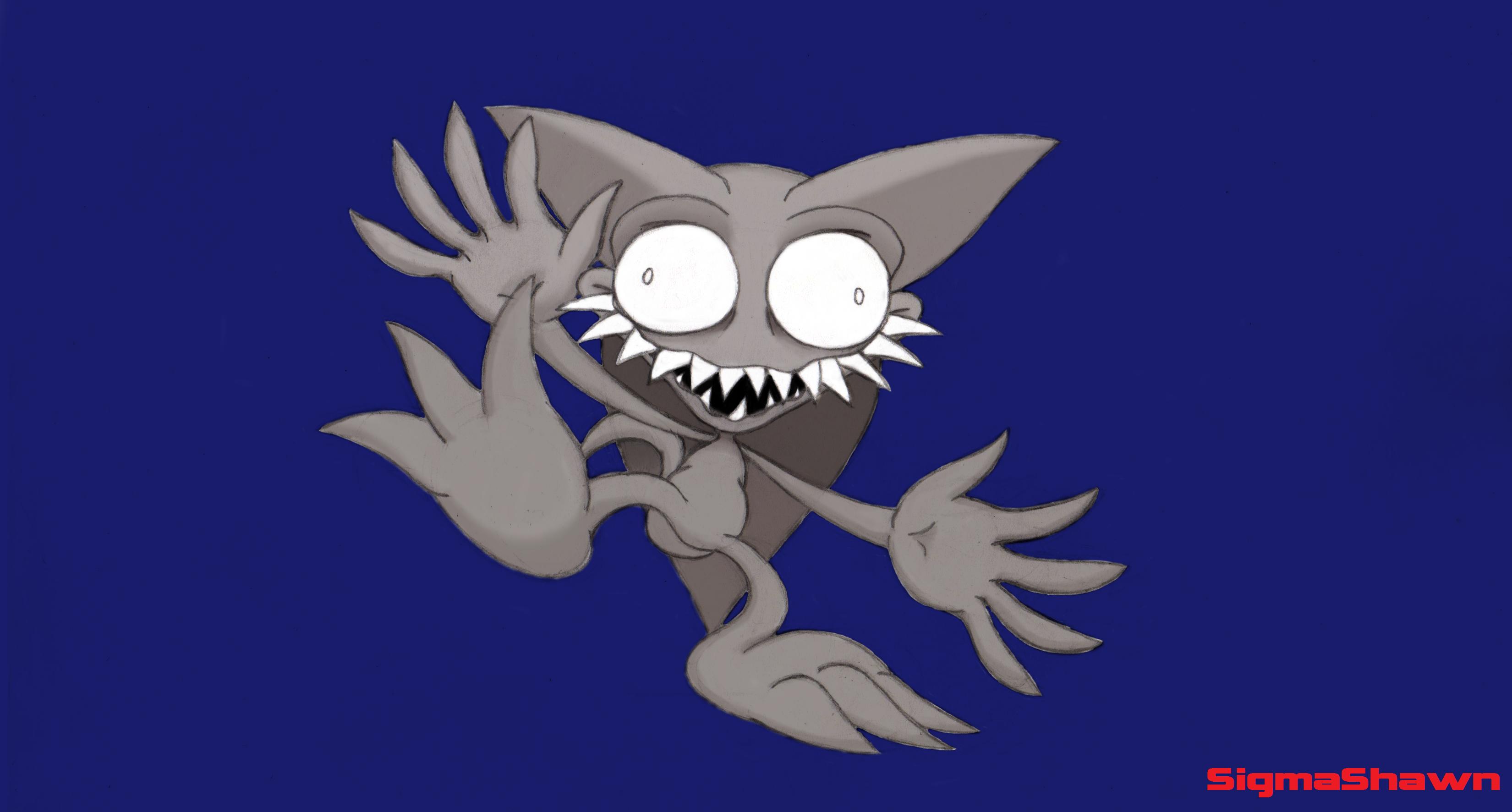 Happy Demon