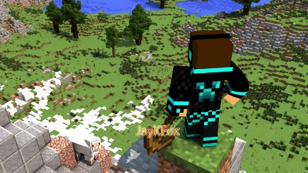Minecraft 3D Art - The World