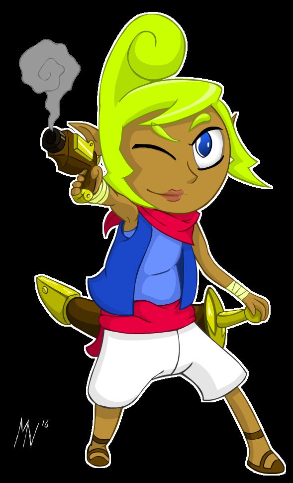 Sea Pirate Tetra