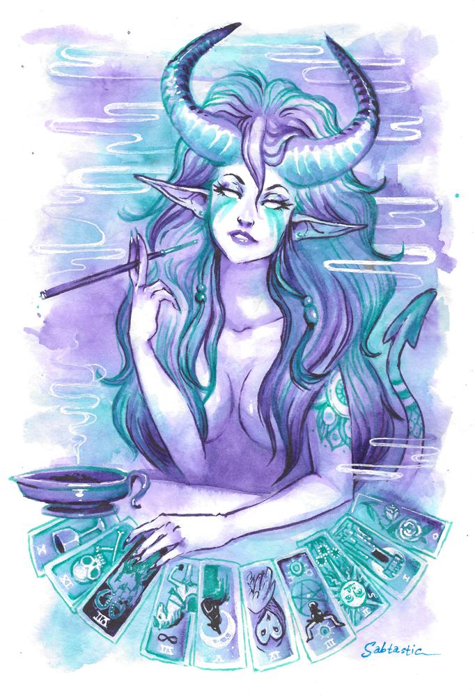 Tarot Card Fortune Teller